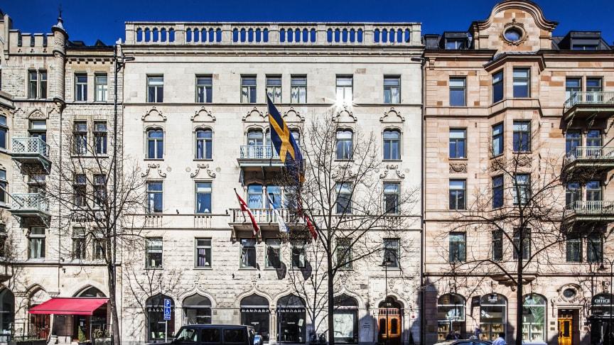 Grand Group AB förvärvar Hotel Drottning Kristina