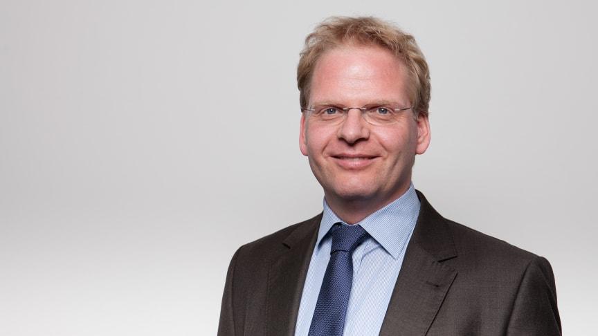 Markus Meyer wird CEO Deutschland der Karlsberg Gruppe. Foto: Karlsberg