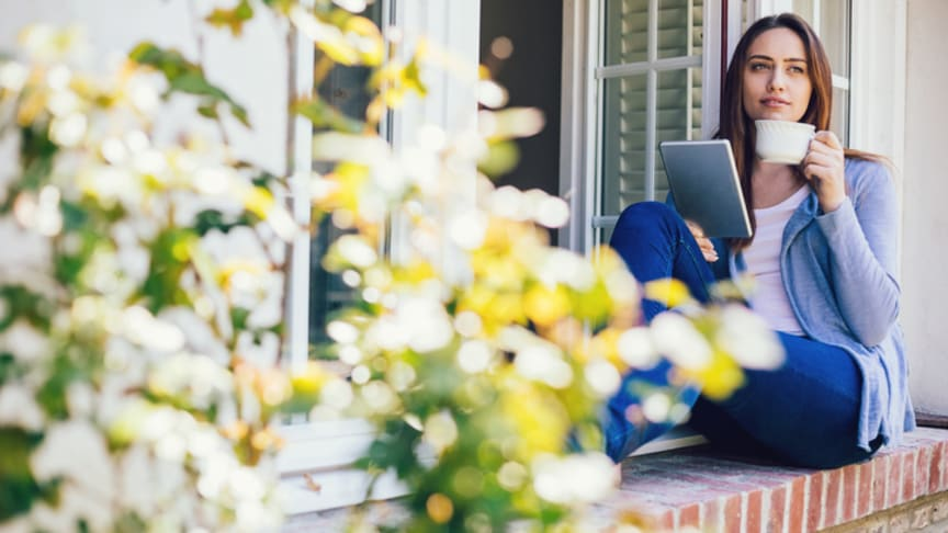 Entspannt in die digitale Zukunft: Die Haushalte in Hogenbögen und Rechterfeld bekommen ein reines Glasfasernetz.
