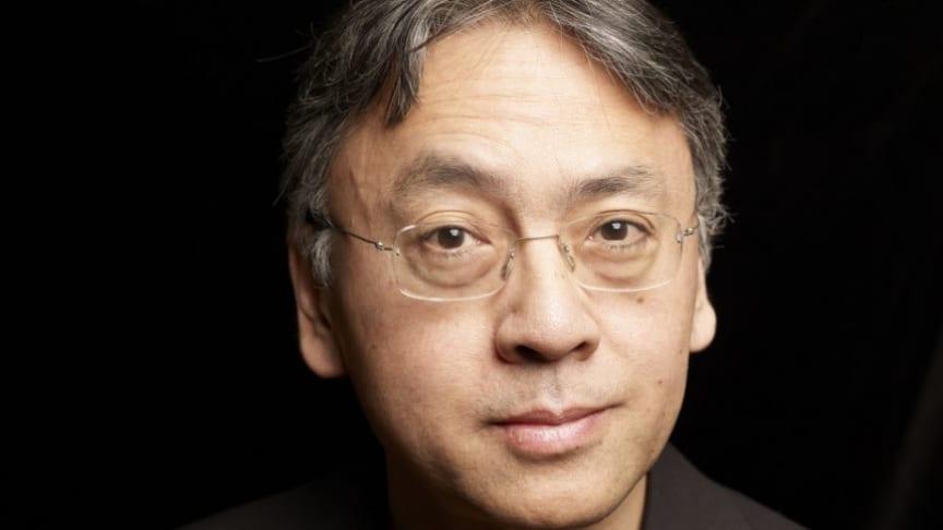 Kazuo Ishiguro lanserte nyheten om kommende roman ( © Foto: Joel Ryan / AP / NTB Scanpix)