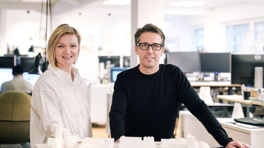 Liljewall ett av fyra utvalda kontor till parallella uppdrag för NK-kvarteret i Göteborg