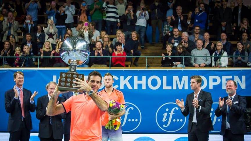 Vinnarbild från finalen av IF Stockholm Open 2016