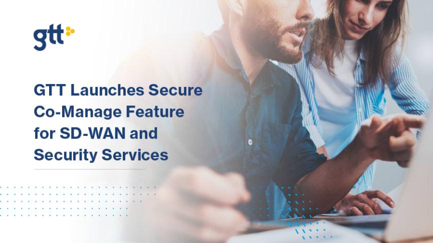 Ny funktion forbedrer netværkssynlighed og selvbetjeningsfunktionalitet på GTT's kundeportal