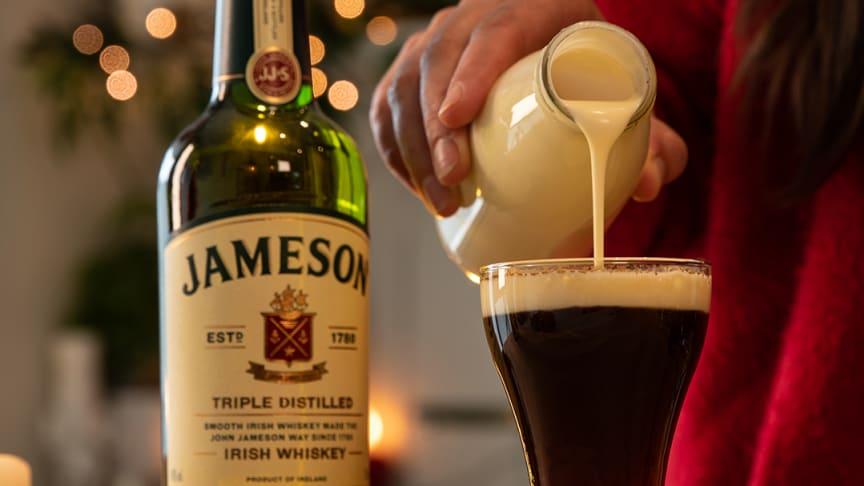 Festive Jameson Irish Coffee