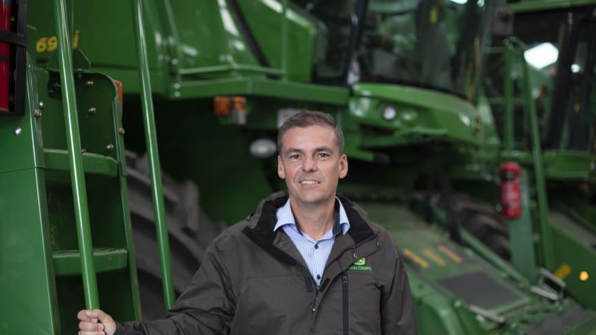 Semler Agro - National John Deere forhandler