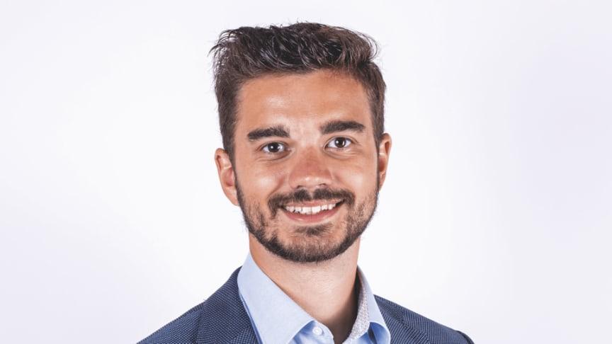 Andreas Trouin, VD Increasor Tech Invest