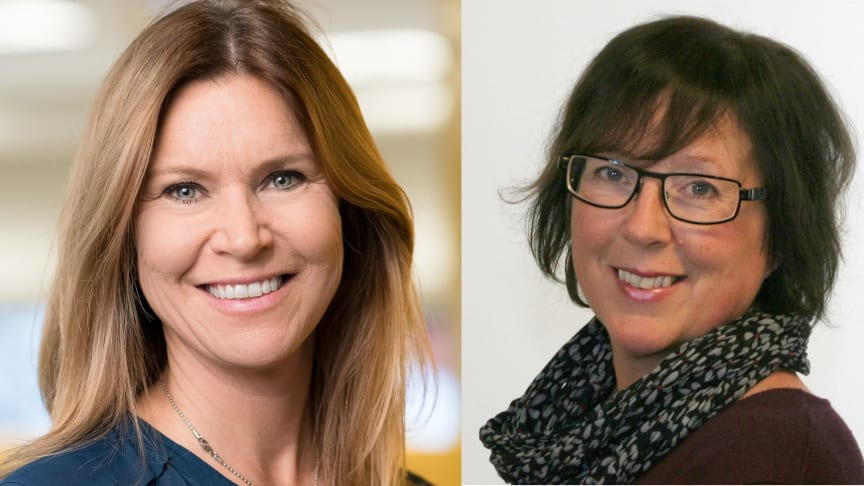 Kulturhusprojektet får förstärkning av Sinnika Sjunnesson och Kristina Stålhös.