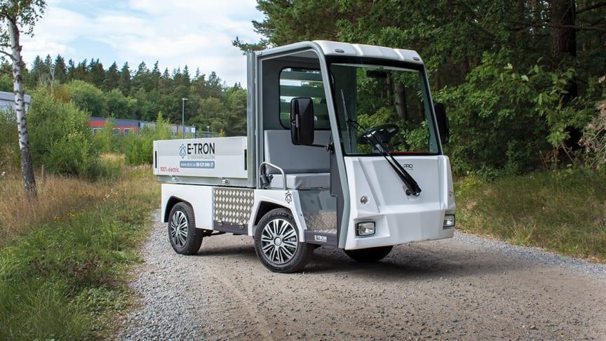 PRO Litium Work Truck