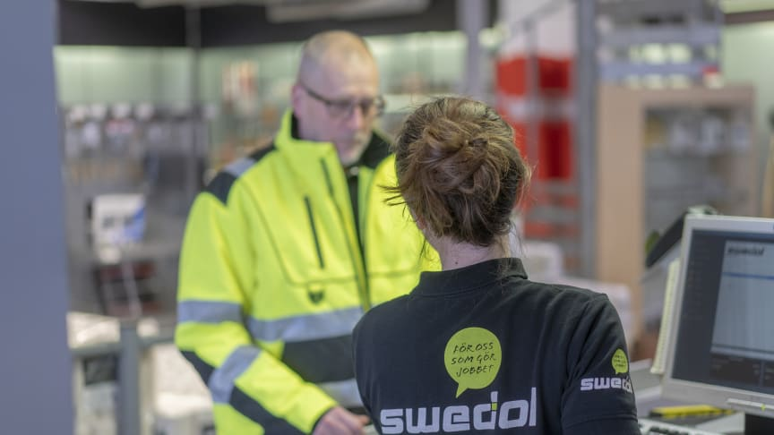 Swedol tecknar avtal med Securitas Varularm. Foto: Swedol AB