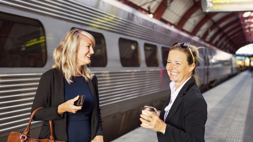 SJ lanserar Huskvarna som ny destination med snabbtåget