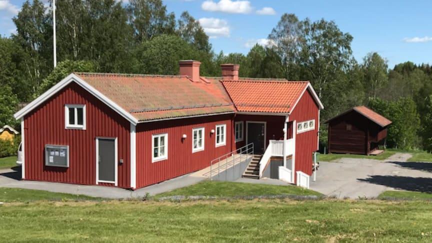 Församlingsgården i Ramsberg - ett levande allaktivitetshus i en levande bygd.