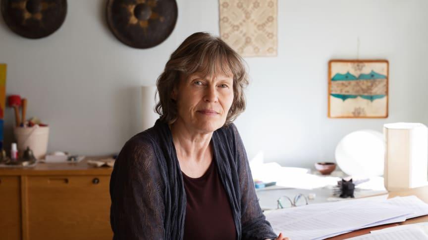Karin Rehnqvist (foto: Agnes Thor)