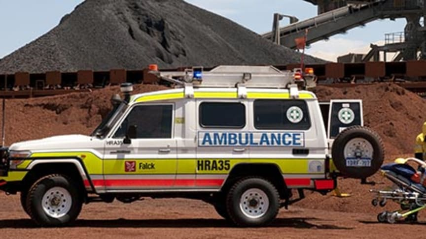 Falck acquires Australian emergency response company Deanmac