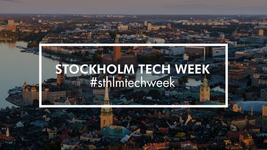 Stockholm Tech Week 2019