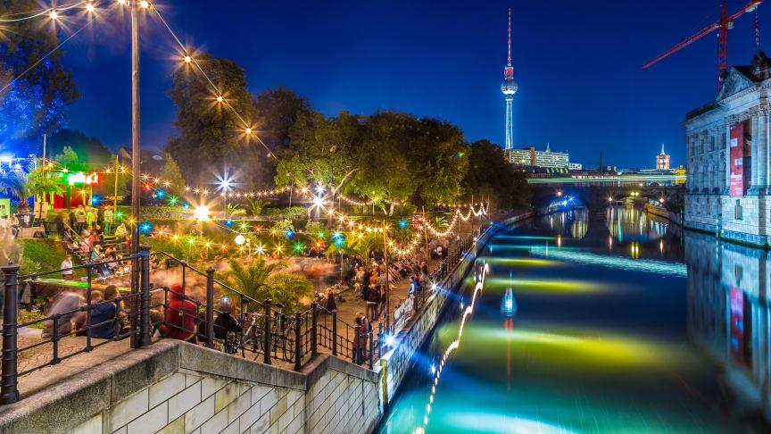 Berlin är ett populärt turistresmål bland svenskarna