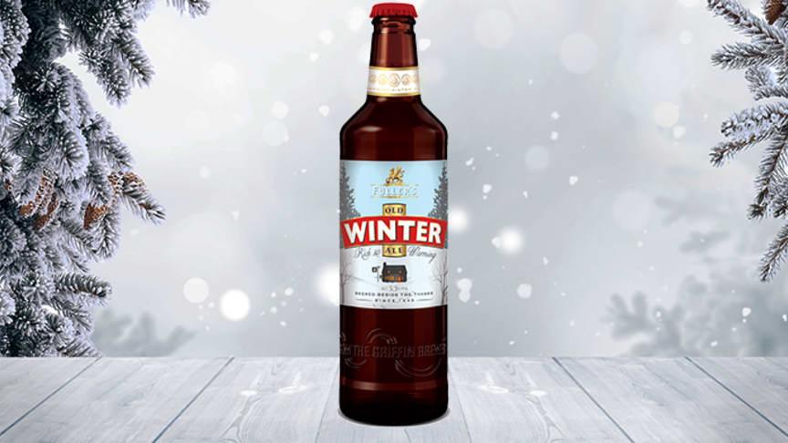 Fuller's Old Winter Ale - en klassisk vintervärmare