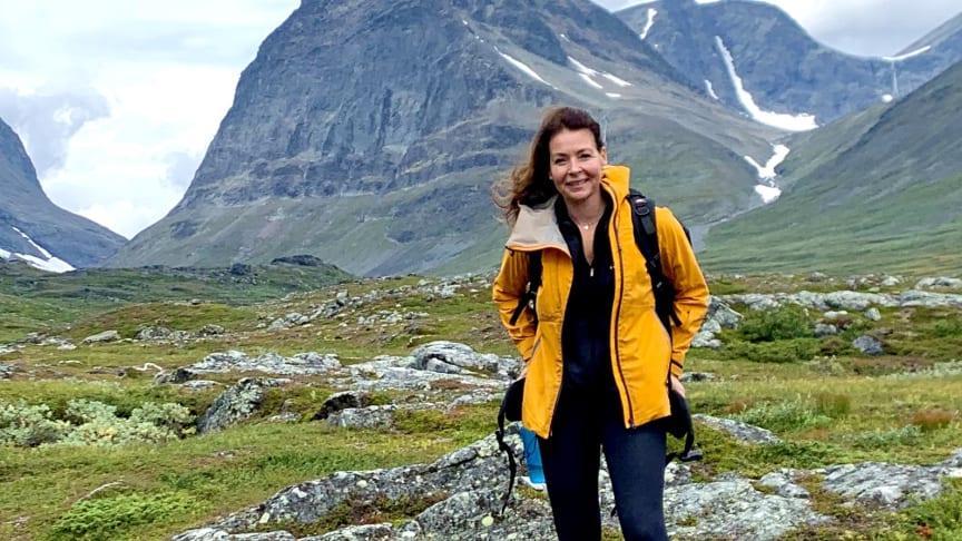 Renata Chlumska, svensk äventyrsprofil, är programvärd för den digitala presentationen som anordnas av NOA den 14:e april 2021.