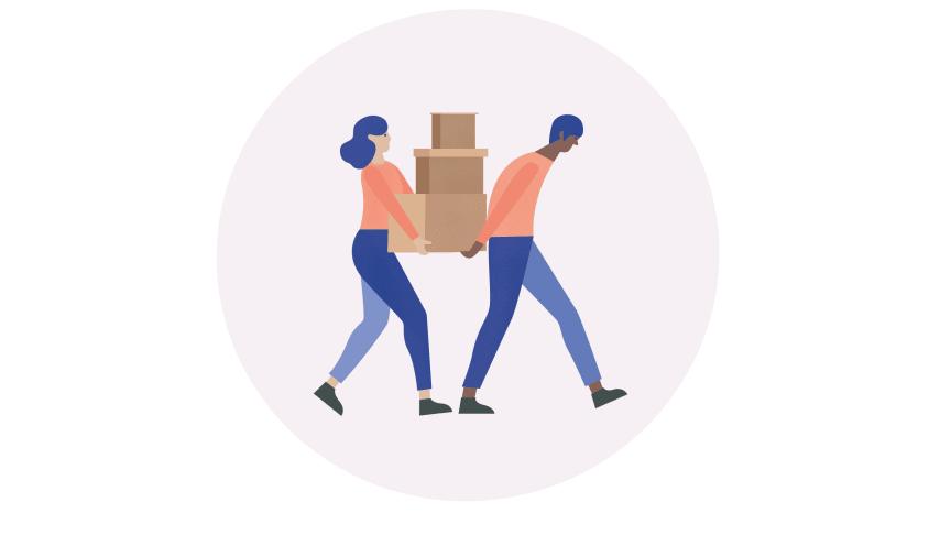Den fysiska brevlådan flyttar ut & den digitala flyttar in