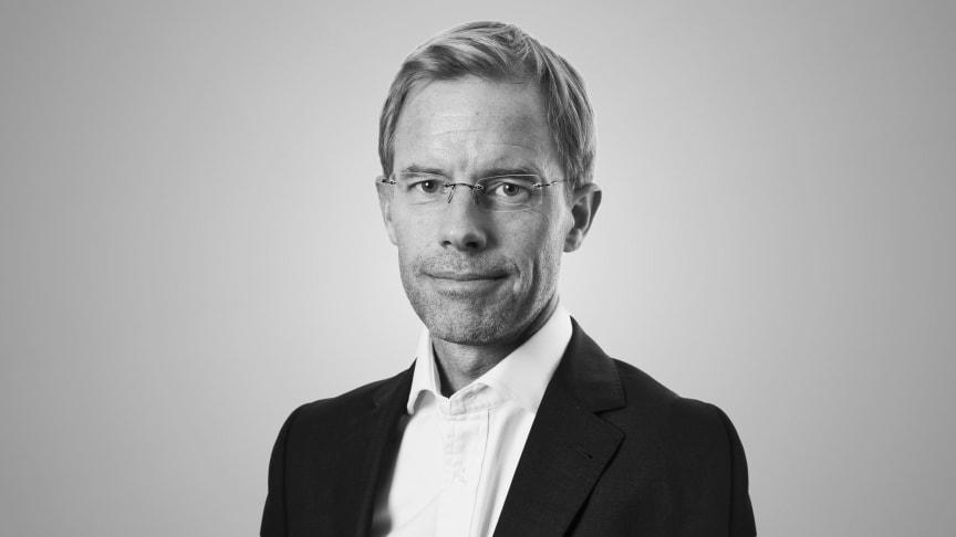 Fredrik Eliasson, fondchef Slättö Core+