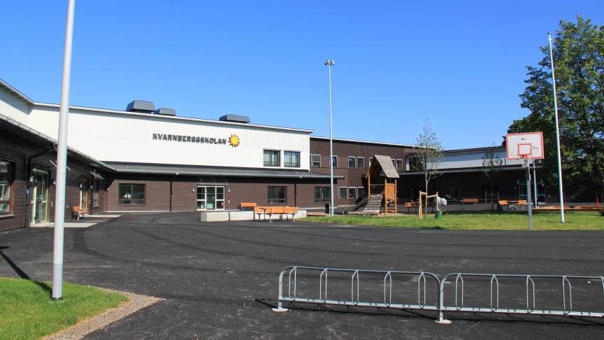 Pressinbjudan: Invigning av nya Kvarnbergsskolan
