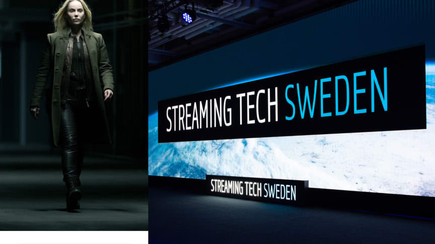 Filmlance talar på Streaming Tech Sweden 2019 den 7:e november