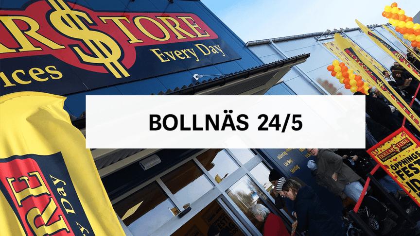 Nyöppningsfest - DollarStore Bollnäs