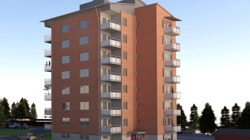 37 nya bostäder i Hemsta
