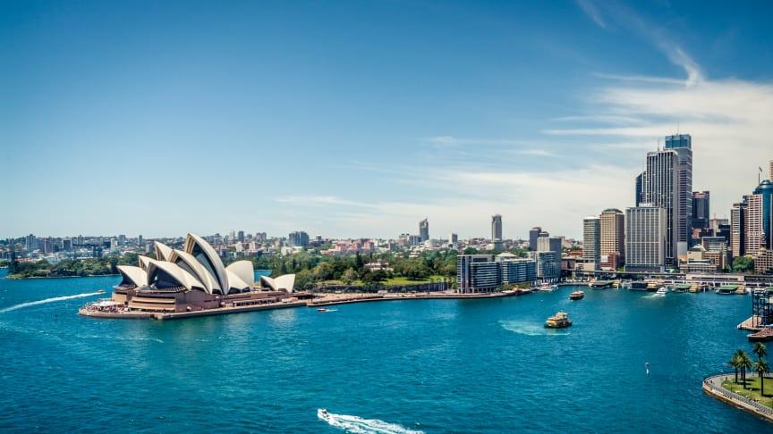 Interoute öppnar en ny anslutningspunkt (Point-of-Presence) i Sydney, Australien.