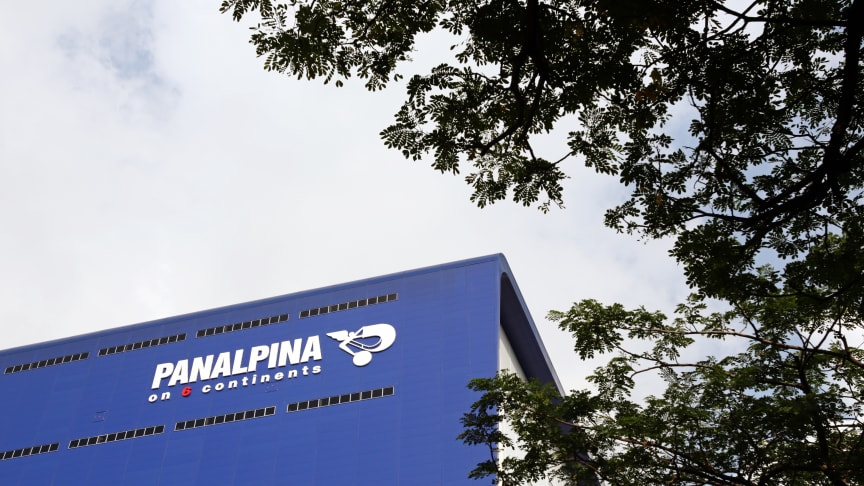 Panalpina's new, purpose-built logistics center at Pioneer View in West Singapore is now GDP-certified. (Photo by Panalpina)