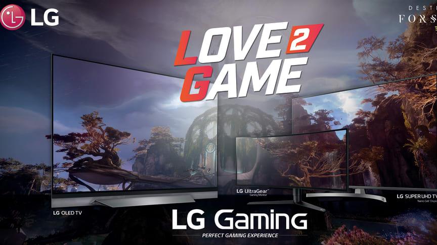 LG Electronics bjuder på bästa spelupplevelsen under Comic Con Stockholm
