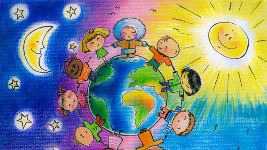 The world today celebrates Universal Children's Day on November 20, 2016