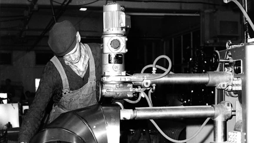 Swedish industrial history celebrated as Lindab turns 60