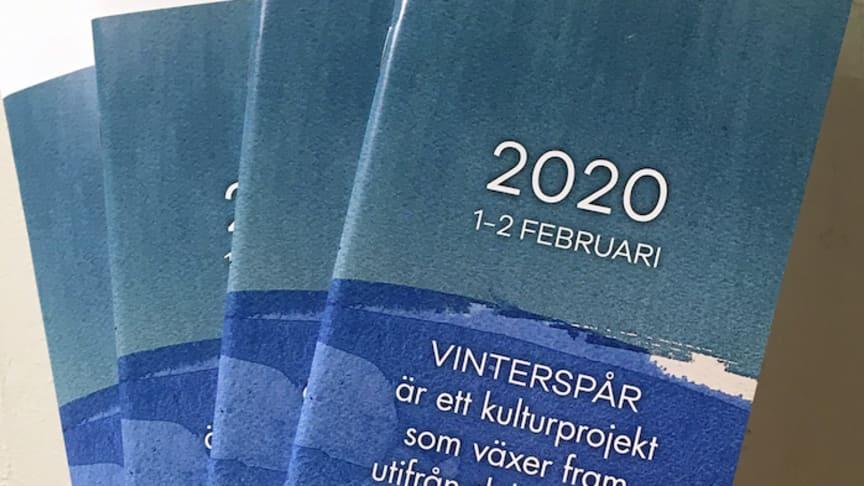 Vinterspår: Kulturenheten tipsar om årets program