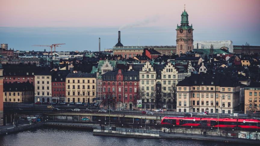 För tredje året i rad var MTR Express 2019 punktligast av samtliga tåg- och flygbolag mellan Stockholm och Göteborg.
