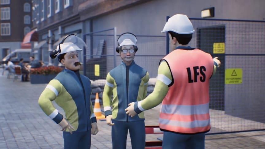 Leder for sikkerhet (LFS)