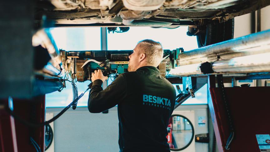 Besikta Bilprovning öppnar i Vännäs efter sommaren 2019