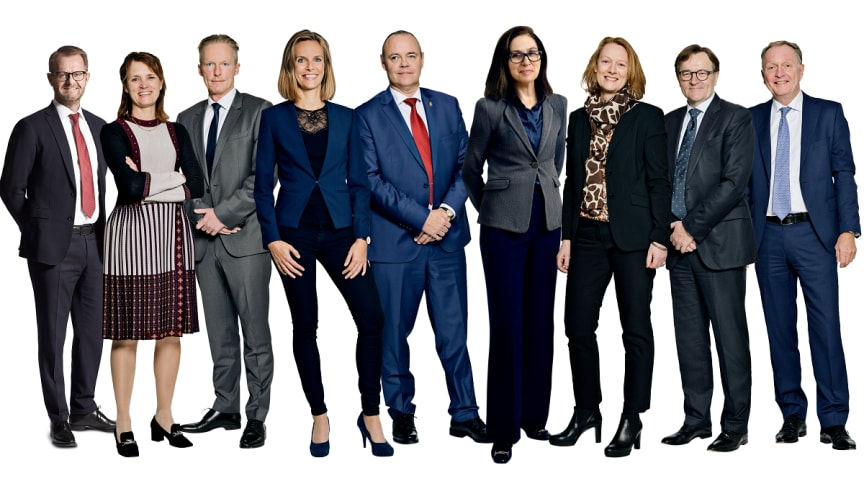 The NNIT Board of Directors (2021)