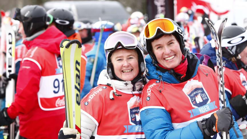 Lagkonkurransen Hemsedal Up N' Down arrangeres 7. mars.