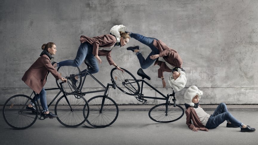 Hövdings airbag för cyklister visar på överlägset skydd mot huvudskador enligt ett nytt test av cykelhjälmar som har utförts av försäkringsbolaget Folksam.
