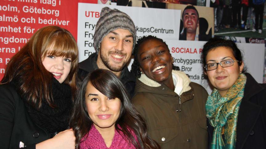 Ungdomskonferensen 2011- här står unga Göteborgare i centrum!