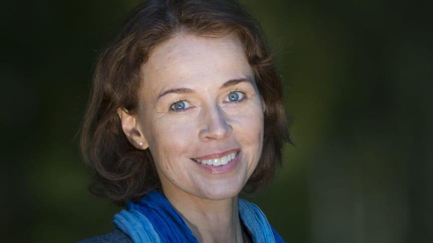 Anna Borgeryds hållbarhetsroman ges ut på engelska - boklansering i London 17:e februari