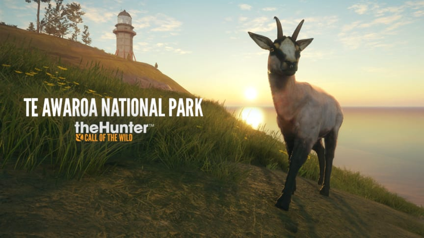 theHunter: Call of the Wild's New DLC – Te Awaroa National Park – Is Now Live on Steam