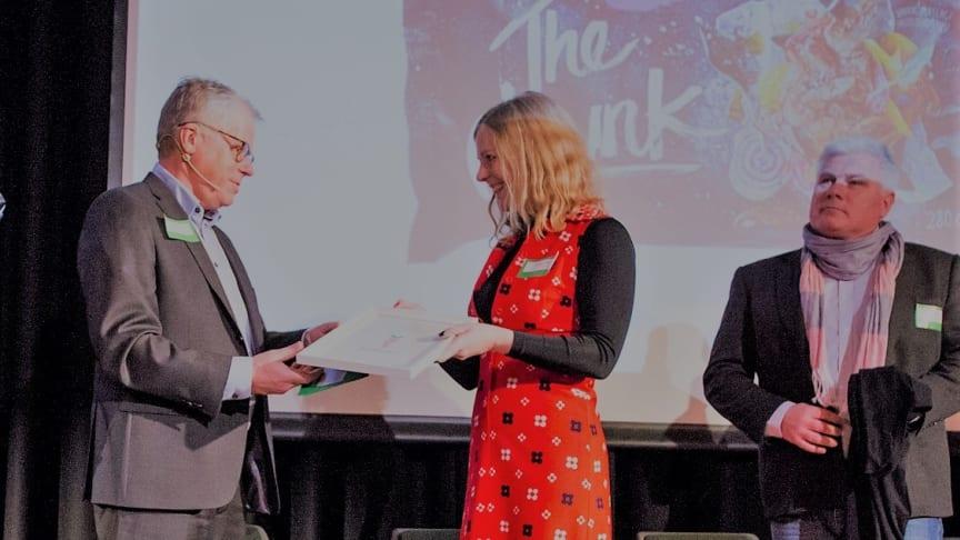 Oumph! finalist till norska hälsopriset GULLroten