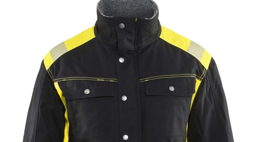 Blåkläder Visible Winter Jacket