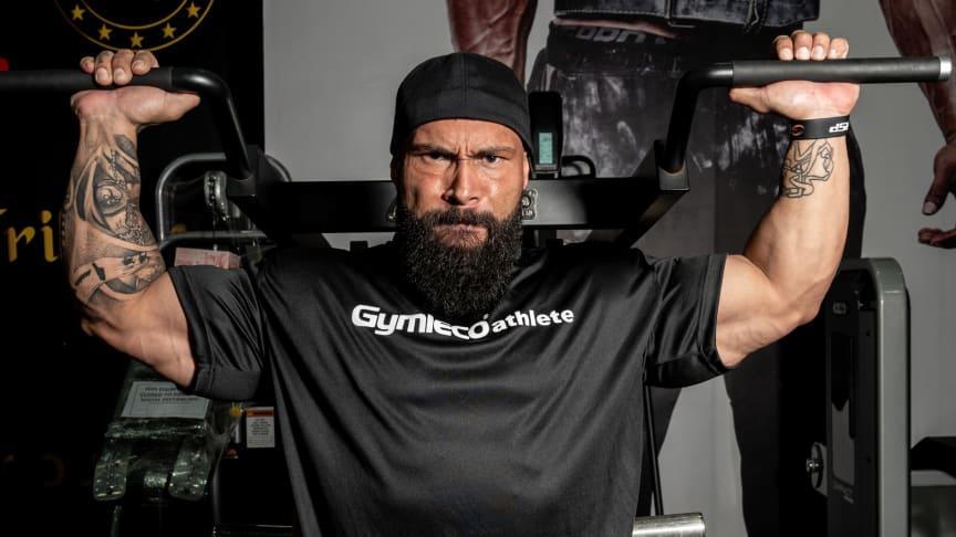 Exklusiv intervju med IFBB PRO League atleten Samir Troudi