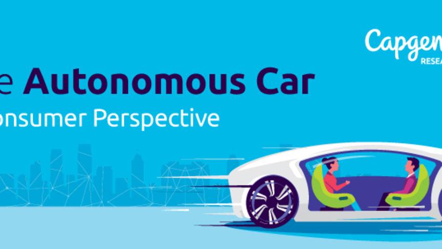 43 procent av svenskarna föredrar självkörande bilar inom 5 år
