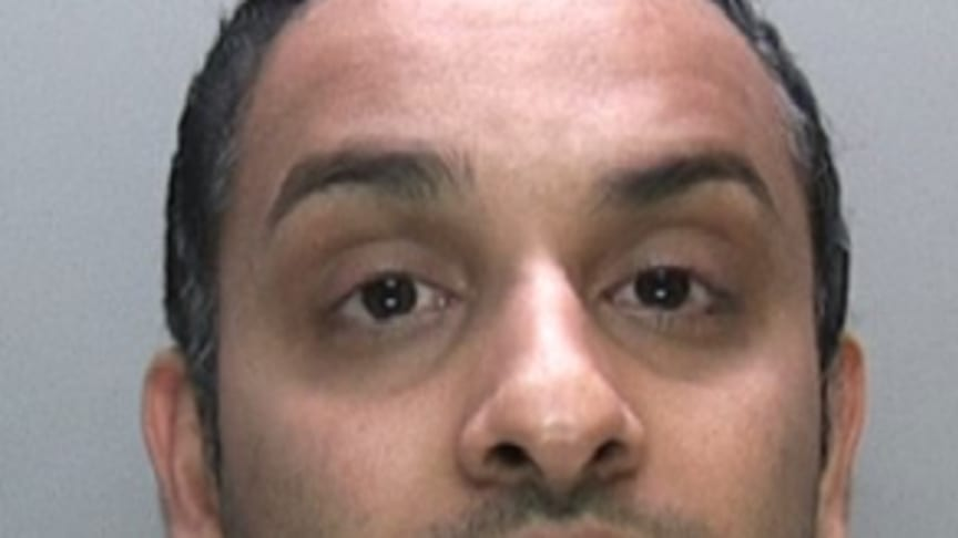 Veekshit Ramoo, who was jailed today for 7 years at Southwark Crown Court