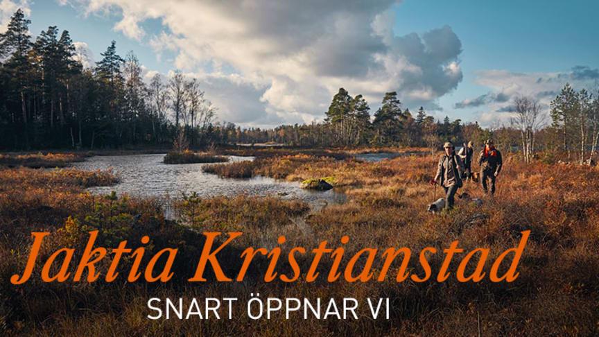 Jaktia expanderar och öppnar konceptbutik i Kristianstad!