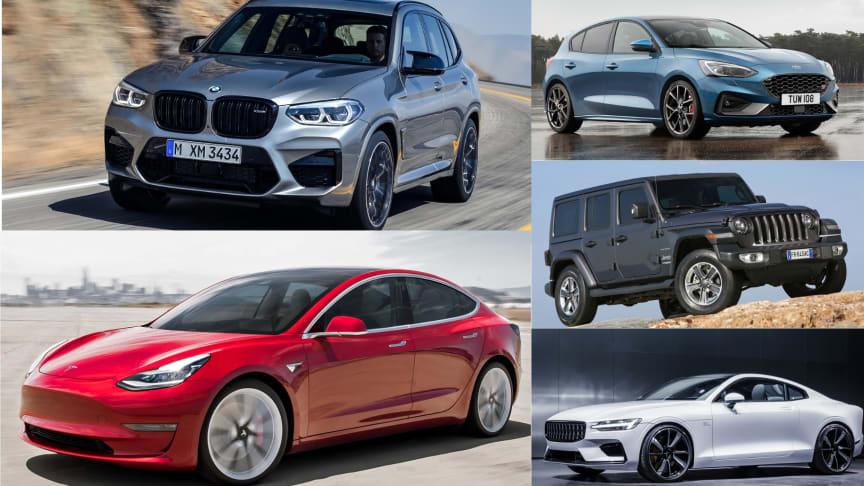 Stream Bilåret 2019: Hvilke biler solgte mest - og hvilke trender peker seg ut for 2020?