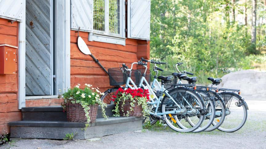 Vänersamarbetet söker testcyklare till cykelleden Lake Vänern Grand Tour